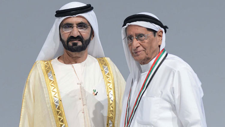 UAE's first Emirati doctor passes away, Sheikh Mohammed offers condolences