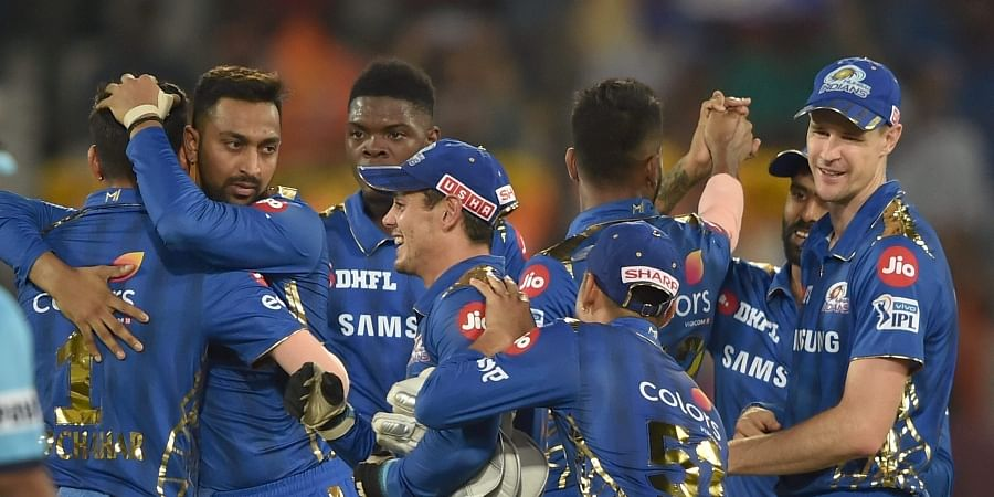 IPL 2019 : பெங்களூரு அணியை வீழ்த்தி புள்ளிபட்டியலில் முன்னேறியது மும்பை அணி
