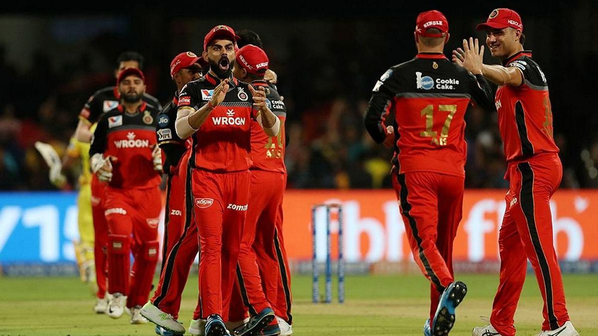 IPL 2019 : பஞ்சாப்பை வீழ்த்தியது பெங்களூரு அணி!
