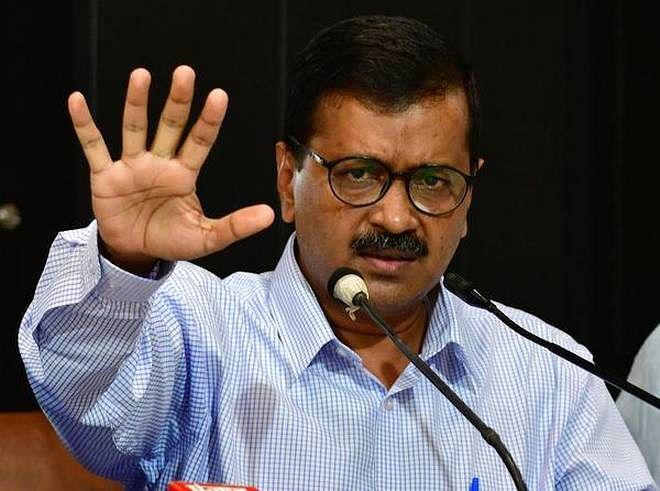 பிரதமர் மோடி கடந்த 5 ஆண்டுகளில் மக்கள் நல பணிகள் ஏதும் செய்யவில்லை - கெஜ்ரிவால் பதிலடி !