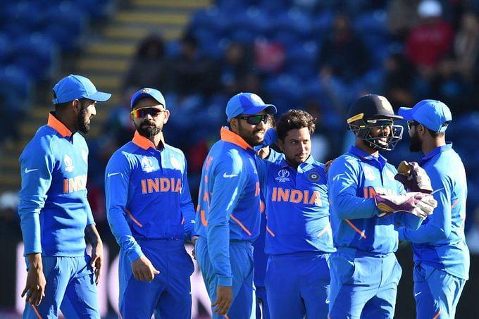 உலக கோப்பை பயிற்சி ஆட்டம் : பங்களாதேஷை பந்தாடியது இந்தியா !