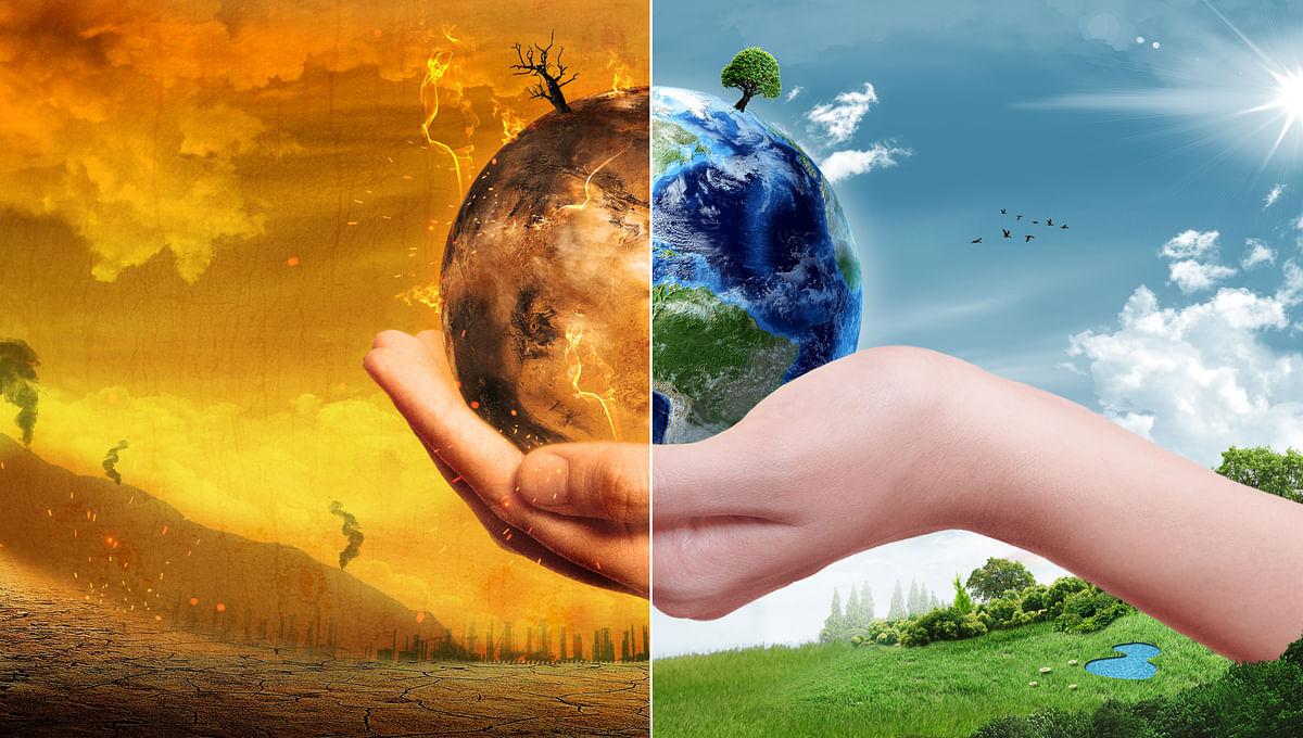2050-க்குள் 90% மனிதர்கள் மாண்டுபோவார்கள் - பகீர் கிளப்பும் ஆய்வறிக்கை!