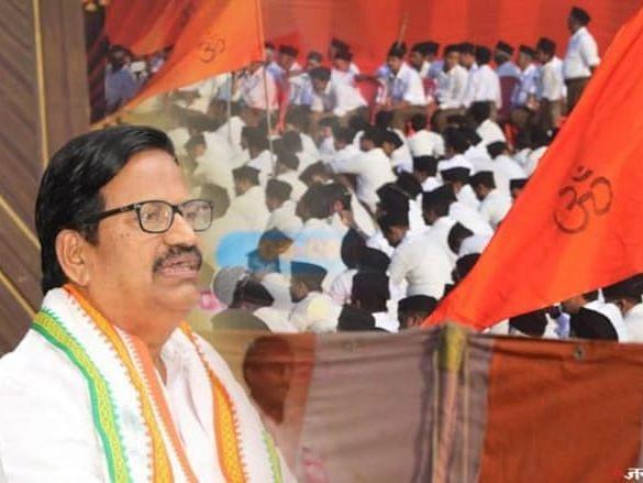 """""""ஒரே மொழி, ஒரே நாடு"""" என்னும் RSS கொள்கையை பா.ஜ.க புகுத்த நினைக்கிறது: கே.எஸ்.அழகிரி சாடல்!"""