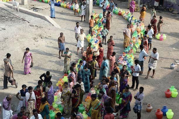 90% பகுதிகளுக்கு தண்ணீர் விநியோகம் நிறுத்தம் : தடுப்பணைகள் கட்ட சிபிஐ(எம்) வலியுறுத்தல்!