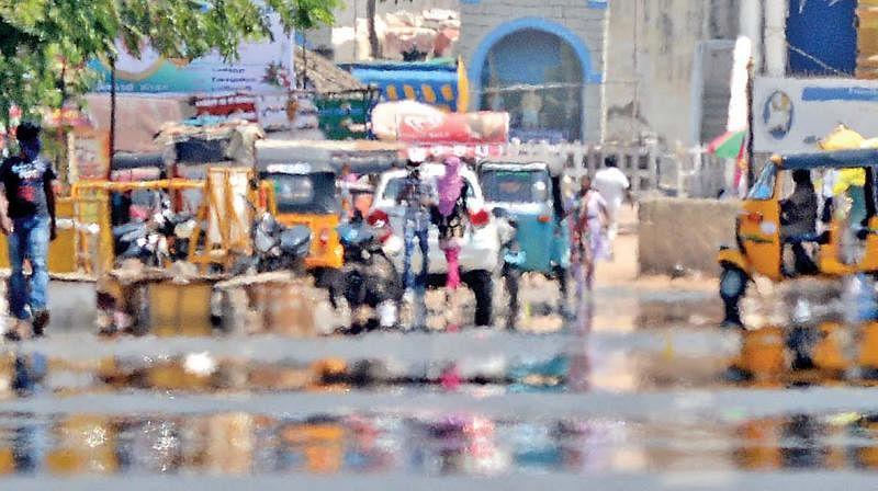 சென்னை உள்ளிட்ட 11 மாவட்டங்களில் கடும் வெப்பம் நிலவும் : வானிலை மையம் எச்சரிக்கை!