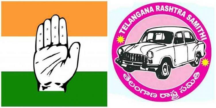 தெலங்கானாவில் காங்கிரஸ் எம்.எல்.ஏ.கள் 12 பேர் ஆளும் ராஷ்டிரிய சமிதியில் இணைய முடிவு!