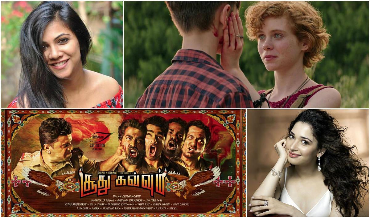 சினி அப்டேட்ஸ் 5 : கதை நாயகியாக தமன்னா... சூதுகவ்வும் பார்ட் 2..!