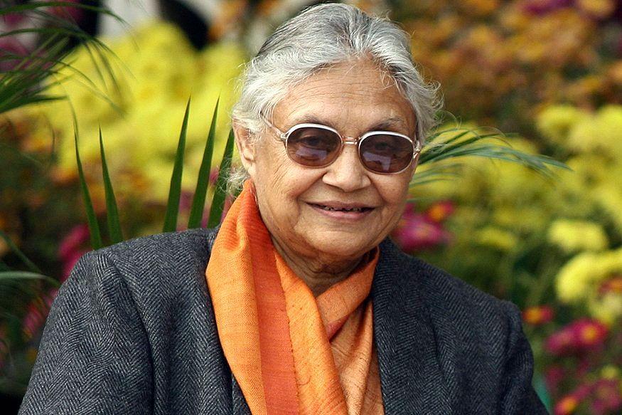 15 ஆண்டுகள் டெல்லி முதல்வர்.. காங்கிரஸ் மூத்த அரசியல்வாதி - ஷீலா தீட்சித் காலமானார்