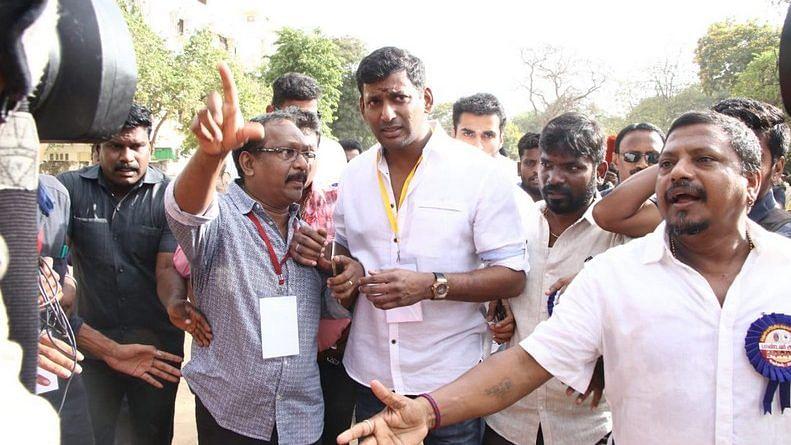 நடிகர் சங்கத் தேர்தல் : வாக்குகளை எண்ண அனுமதியளிக்க உயர்நீதிமன்றம் மீண்டும் மறுப்பு!