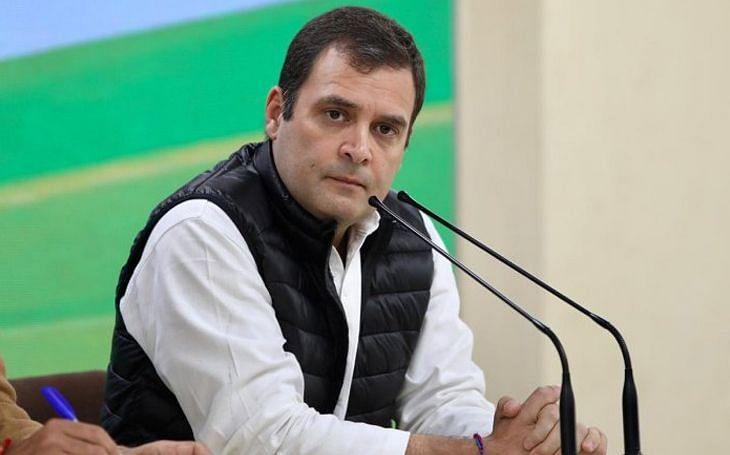 ராகுல் காந்தியுடன் காங்கிரஸ் முதலமைச்சர்கள் இன்று சந்திப்பு!