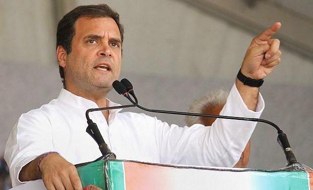 """""""பா.ஜ.க அரசால் எதையும் கட்டமைக்க முடியாது; சீரழிக்கத்தான் முடியும்"""" : ராகுல் தாக்கு!"""