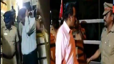 திட்டியது ஏன் மனித உரிமை ஆணையம் கேள்வி - மீண்டும் அத்தி வரதரால் சிக்கலில் காஞ்சிபுரம் ஆட்சியர் பொன்னையா