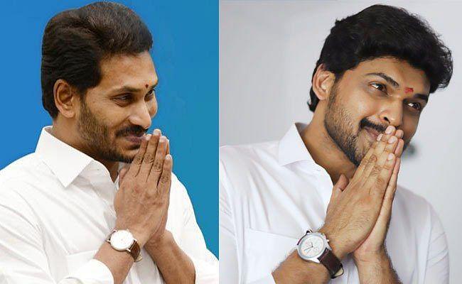 ஜெகன் மோகன் ரெட்டி ஆகிறார் 'அஞ்சாதே' அஜ்மல் : காரசாரமாகத் தயாராகிறது ஆந்திர அரசியல் ஹீரோ திரைப்படம் !