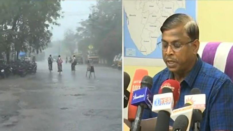 இன்னும் 2 நாட்களுக்கு சென்னையில் மழை தொடரும் - வானிலை ஆய்வு மையம் தகவல்!