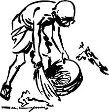ஒரு பிணந்தின்னிக் கழுகால் சமூகத்திற்கு எவ்வளவு லாபம்? - காந்தியின் பெயரால் கழுகுகளைக் காக்க புதிய யுக்தி!