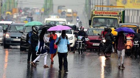 சென்னை மக்களுக்கு நல்ல செய்தி... 17 மாவட்டங்களில் 2 நாட்களுக்கு மழை பெய்யும் - வானிலை மையம் தகவல்!