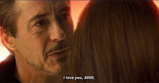 வெளியானது 'அவெஞ்சர்ஸ்' நீக்கப்பட்ட காட்சி:மீண்டும் வைரலாகும் டோனி ஸ்டார்க்கின்  'I Love you 3000' வீடியோ!