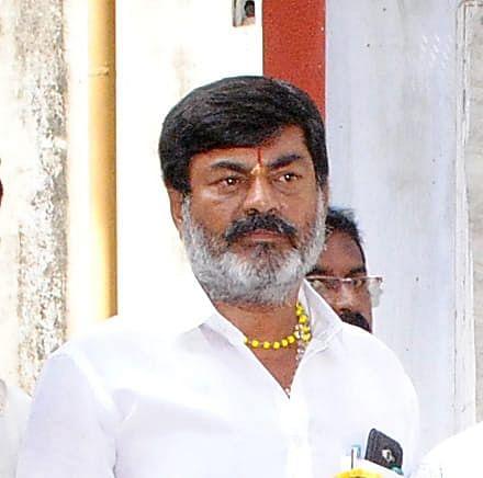 திருப்பதி தேவஸ்தான பிரமுகர் குப்புசாமி