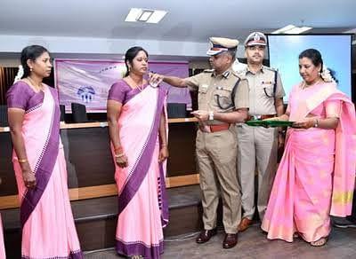 பெண்களுக்கு உதவும் 'தோழி' - சென்னை காவல்துறை அசத்தல் அறிமுகம்!