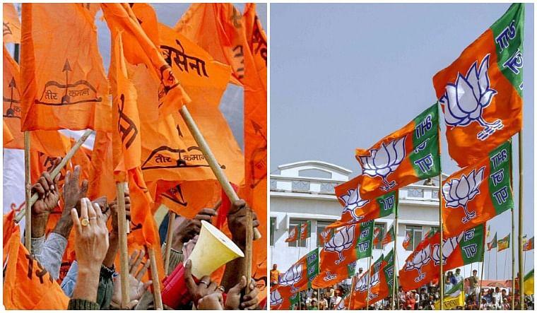 """""""துரோகம் செய்தது பா.ஜ.கவா? சிவசேனாவா?"""" - உச்சகட்டத்தில் மகாராஷ்டிர மாநில அதிகார மோதல்!"""