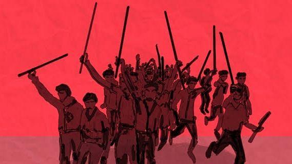 பசு கடத்தியதாக கூறி இஸ்லாமிய இளைஞர்கள் மீது இந்துத்வா கும்பல் கொலைவெறித் தாக்குதல் : இருவர் படுகொலை!