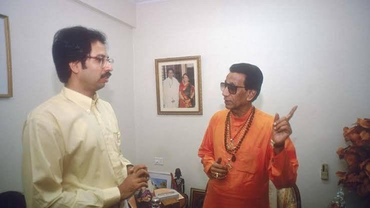 """""""தாக்கரே குடும்பத்திலிருந்து முதல் முதலமைச்சர்"""" - கட்சியைக் காப்பாற்ற அரியணை ஏறிய உத்தவ் தாக்கரே!"""