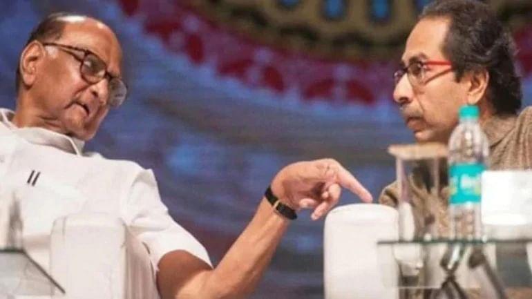 """""""முதல்வராகிறார் உத்தவ் தாக்கரே"""" - சரத் பவார் அறிவிப்பால் முடிவுக்கு வந்தது மராட்டிய அரசியல் குழப்பம்!"""