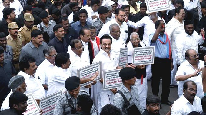 LIVE Update : சென்னை குலுங்க - டெல்லி அதிர கோஷங்கள் முழங்கும் பிரமாண்ட பேரணி! #TNOpposeCAA