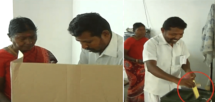 #LIVEUPdate|ஊரக உள்ளாட்சி தேர்தல் : இரண்டாம் கட்ட வாக்குப்பதிவு தொடக்கம் - பல இடங்களில் முறைகேடு!