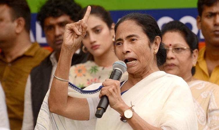 #CAA இந்தியாவை மத ரீதியாகப் பிளவுபடுத்த முயற்சிக்கிறது பா.ஜ.க : மம்தா பானர்ஜி