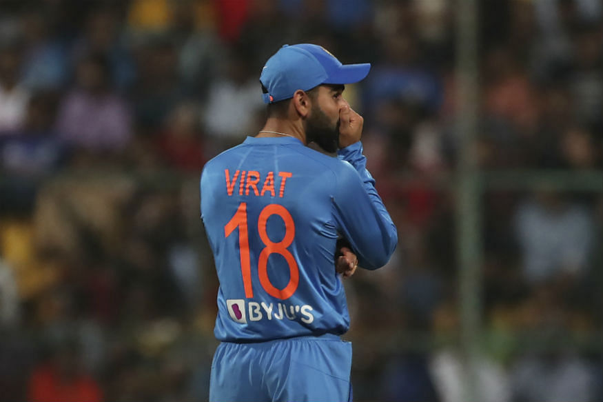 """""""தோல்விக்கு காரணம் இதுதான்"""" - விராட் கோலி பதில்! #INDvsWI T20"""