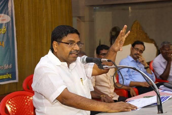 #CAA மதத்தை வைத்து அரசியல் செய்வதே பா.ஜ.க அரசின் நோக்கம் : ஓய்வுபெற்ற நீதிபதி தாக்கு!