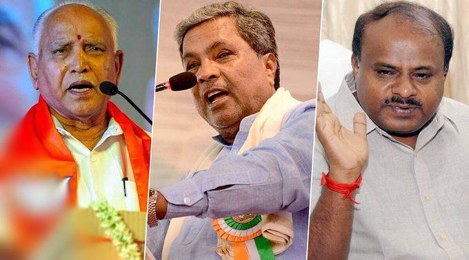 #LIVE | கர்நாடகா : 15 தொகுதி இடைத்தேர்தல் முடிவுகள் : சித்தராமையா ராஜினாமா!