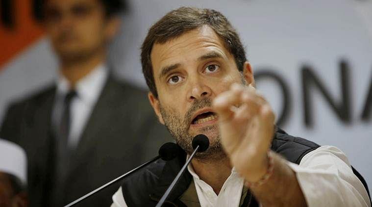 """""""கோட்சேவுக்கும், மோடிக்கும் ஒரே ஒரு வித்தியாசம் தான்"""" - கடுமையாகச் சாடிய ராகுல் காந்தி!"""