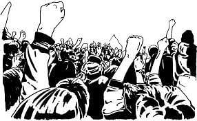 """""""எங்க நாலு பேரையும் ஒண்ணா புதையுங்க!"""" - தொழிலாளர் உரிமைக்காக தூக்கில் தொங்கியவர்களின் நினைவுதினம் இன்று!"""