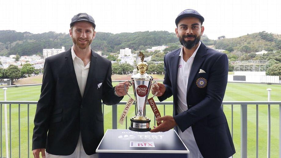 """IND vs NZ : """"நாங்கள் எந்த அணிக்கும் சளைத்தவர்கள் அல்ல"""" - முதல் டெஸ்ட் குறித்து விராட் கோலி பேட்டி!"""