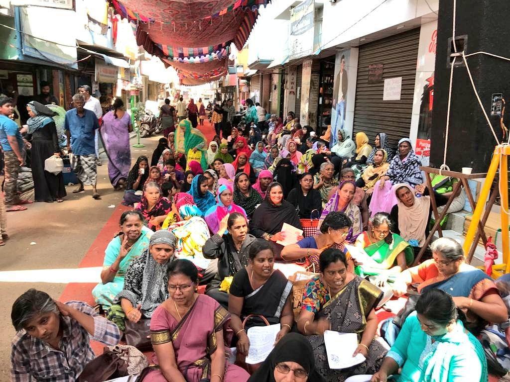 """#CAAProtest : """"இது ஒட்டுமொத்த இந்தியர்களுக்குமான போராட்டம்"""" - பா.ரஞ்சித், வெற்றிமாறன் பேச்சு!"""