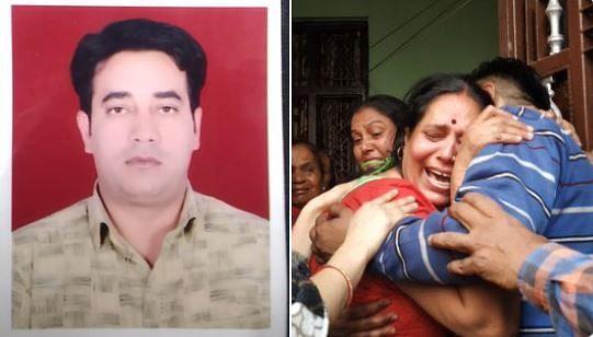 #DelhiBurns : உளவுத்துறை அதிகாரி படுகொலை : உடலை சாக்கடைக்குள் வீசிய வன்முறையாளர்கள்!