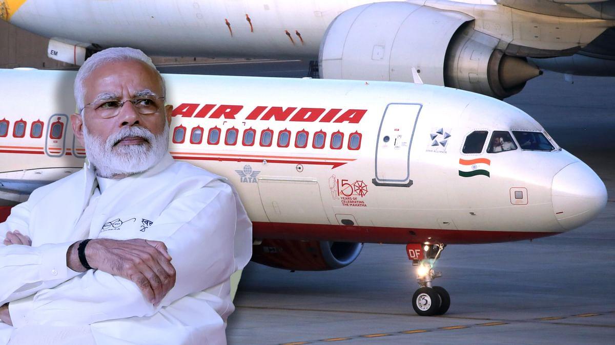 """""""மே - ஜூன் தான் டார்கெட் : இல்லையெனில் இழுத்து முடிவிடுவோம்"""" : Air India-வை விற்க துடிக்கும் மோடி அரசு!"""