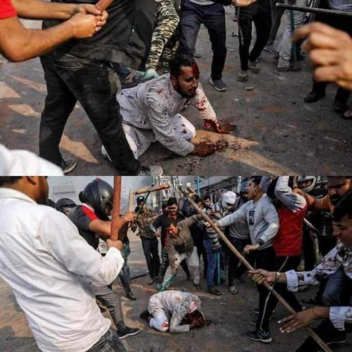 """#DelhiBurning: """"மற்றுமொரு குஜராத் கலவரத்தை உருவாக்குகிறது பா.ஜ.க"""" - ஜவாஹிருல்லா கண்டனம்!"""