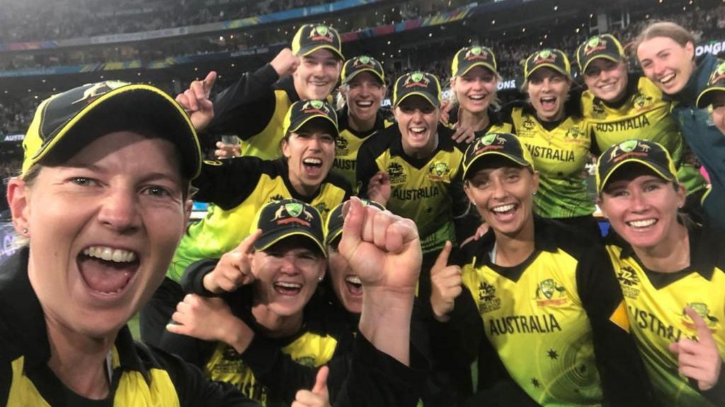 T20 WorldCup : 5வது முறையாக கோப்பையை உச்சி முகர்ந்த ஆஸ்திரேலிய மகளிர் அணி!