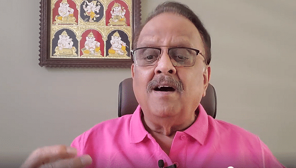#CoronaAlert : கொரோனா விழிப்புணர்வுக்காக வைரமுத்து வரிகளில் பாடிய எஸ்.பி.பி! (Video)