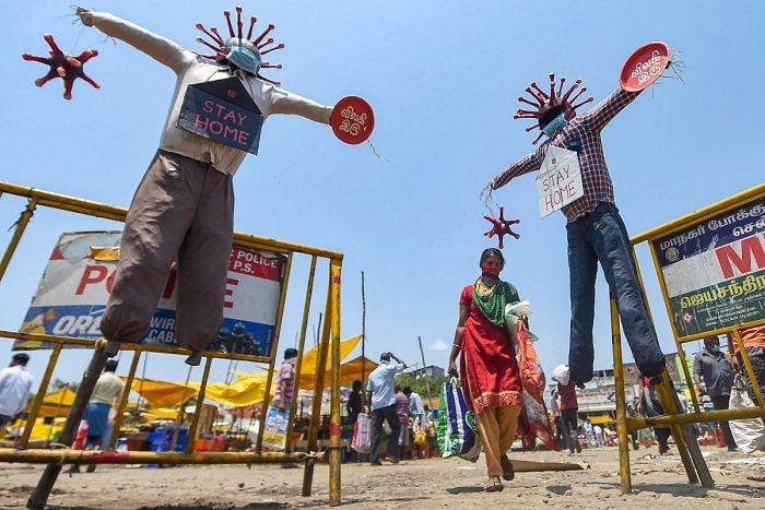 சென்னையில் கொரோனா பரவல் தீவிரம்... தமிழகத்தில் 743 பேர் பாதிப்பு - 987 பேர் டிஸ்சார்ஜ்! #CoronaUpdates