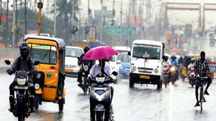 அடுத்த 2 நாட்களுக்கு 11 மாவட்டங்களில் மழைக்கு வாய்ப்பு : சென்னையில் லேசான மழை பெய்யும் - வானிலை அப்டேட்!