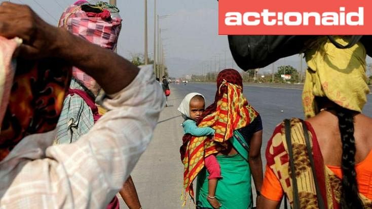 பசியால் வாடும் மக்கள்: கொரோனாவால் வாழ்வாதாரம் இழந்த மக்களுக்கு ActionAid அமைப்புடன் இணைந்து உதவுங்கள்!