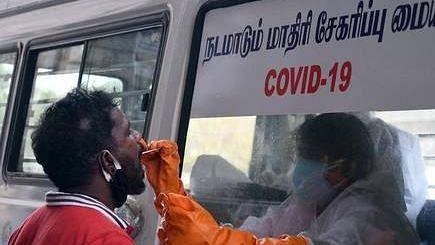 #CORONAUPDATES : இன்று ஒரே நாளில் 116 பேர் கொரோனாவுக்கு பலி.. தமிழகத்தில் 5,986 பேருக்கு புதிதாக தொற்று!