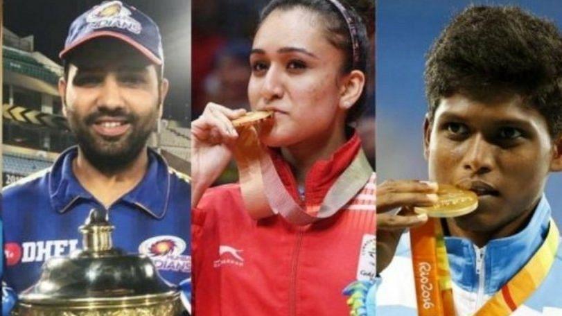 தமிழக வீரர் மாரியப்பன் உள்ளிட்ட 5 பேருக்கு கேல் ரத்னா விருது - மத்திய அரசு அறிவிப்பு!