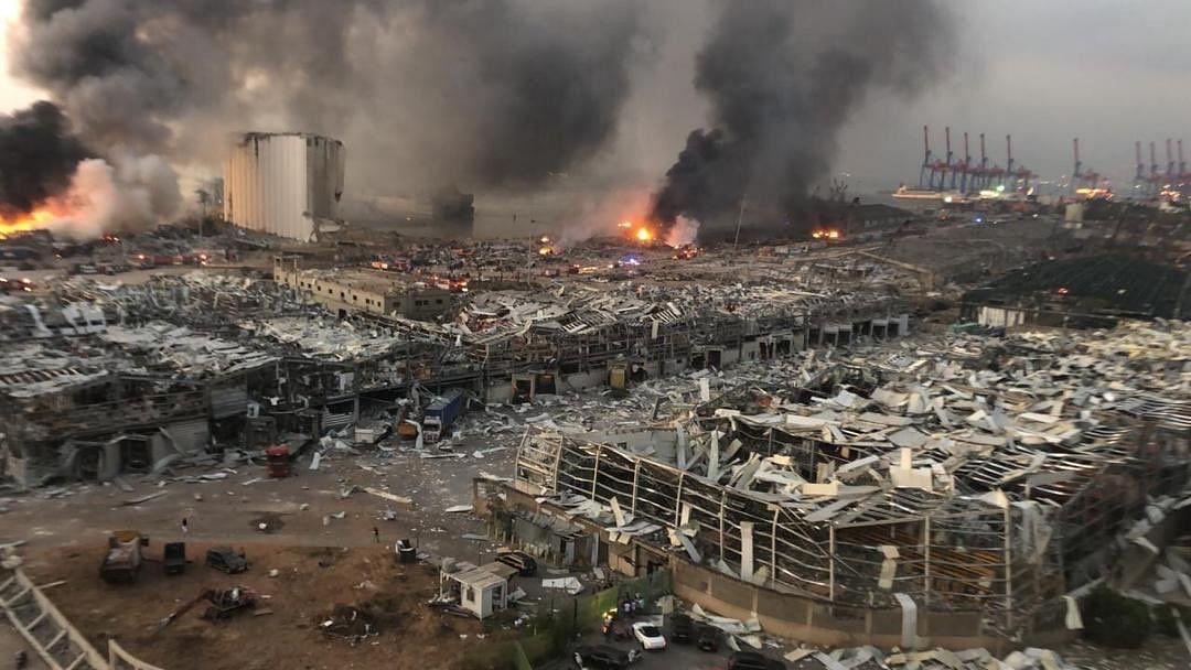 Beirut explosion: Thousands injured across Lebanese capital