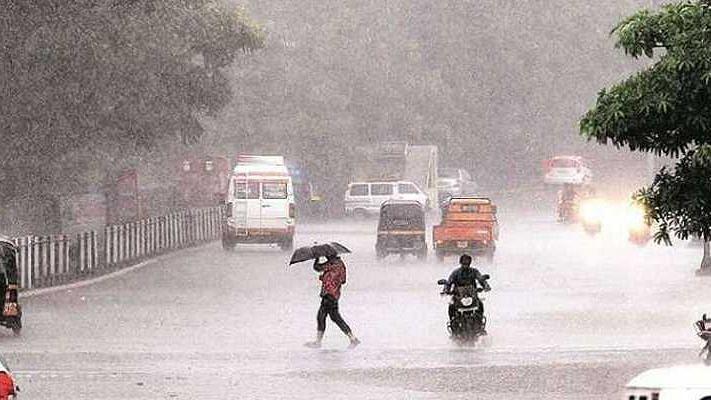 தமிழகத்தில் 5 மாவட்டங்களில் மிகக் கனமழைக்கு வாய்ப்பு : சென்னை வானிலை மையம் தகவல்!