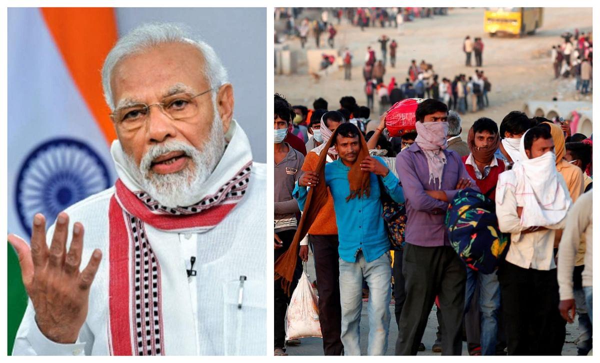 மத்திய அரசின் ஆத்மநிர்பார் இணையதளத்தில் பதிந்த 69 லட்சம் பேரில் வெறும் 7,700 நபர்களுக்கு மட்டுமே வேலை!?